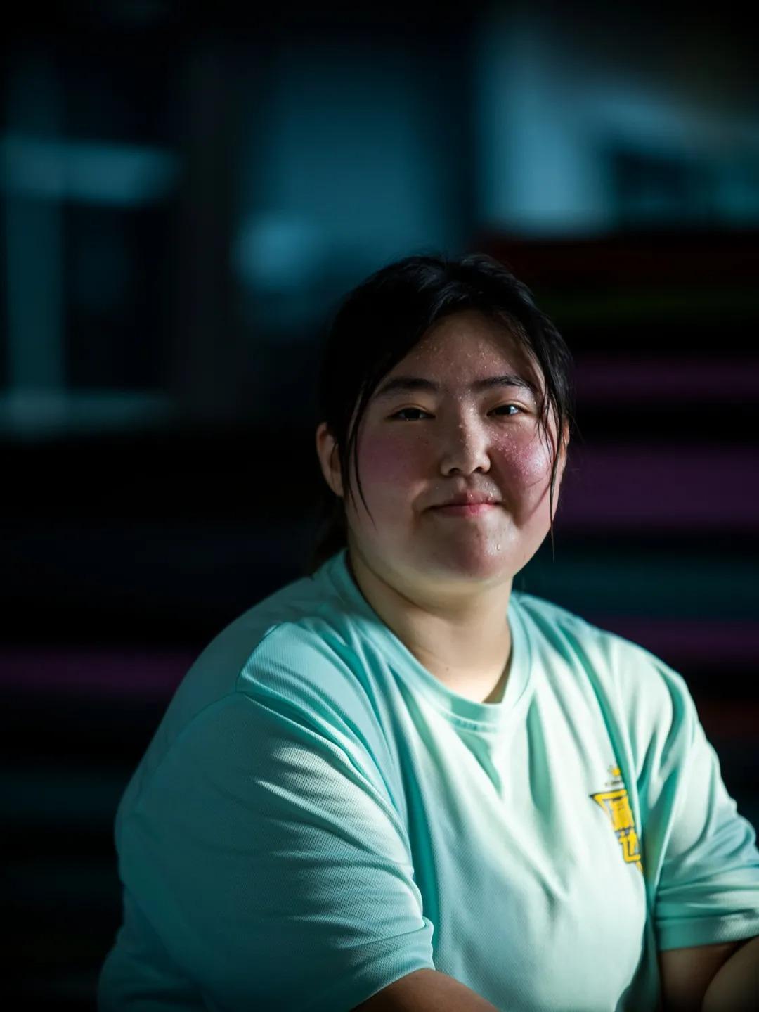 Qiu Jingfei xem lần giảm cân này là cơ hội cuối cùng cho bản thân.