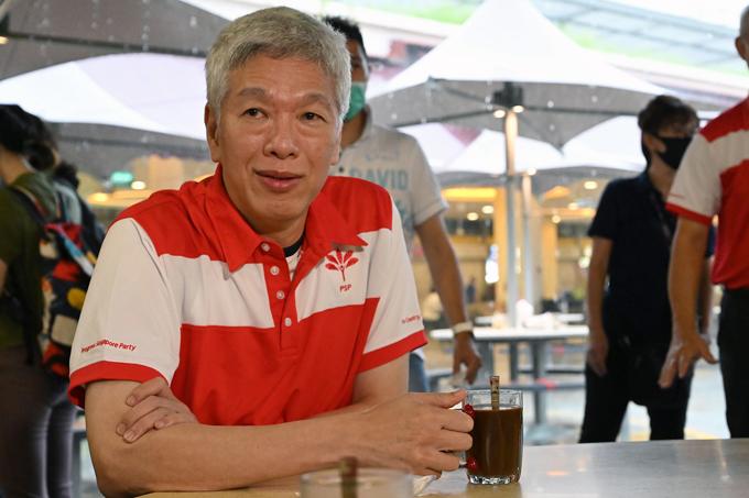 Ông Lee Hsien Yang - em trai Thủ tướng Singapore Lee Hsien Loong. Ảnh: AFP