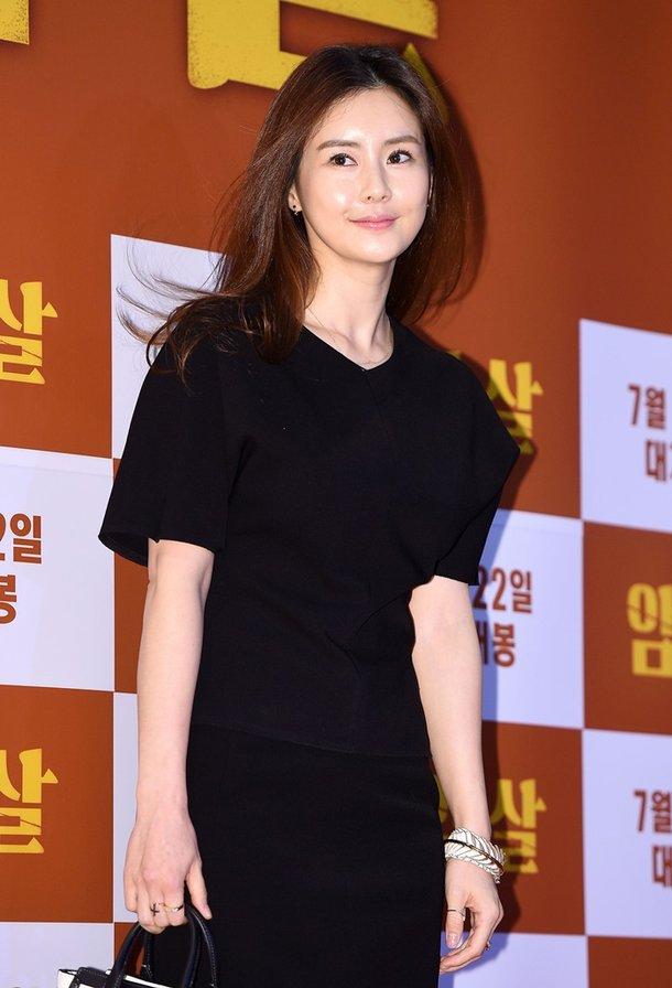 Diễn viên Choi Jung Yoong.
