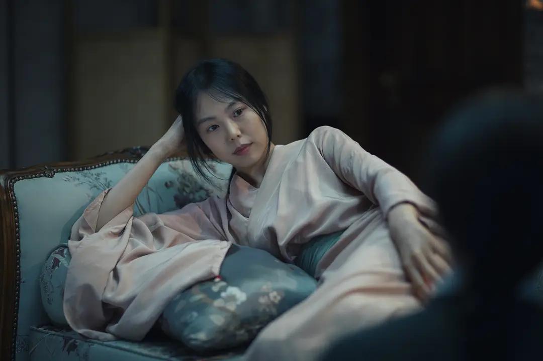 Kim Min Hee trên màn ảnh.
