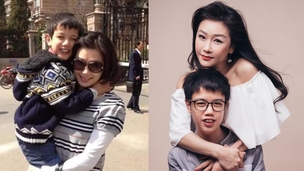 Trương Tuệ Nghi bên con trai suốt 15 năm, chứng kiến cậu bé vượt qua cái chết để dần trưởng thành.