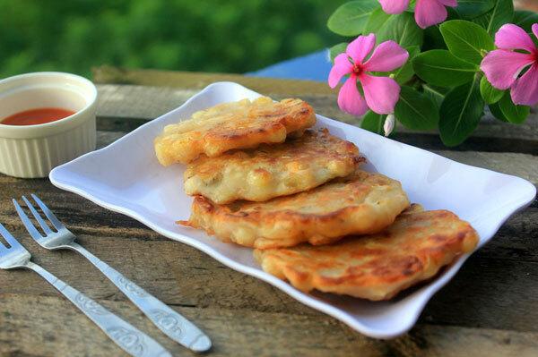 9 món bánh thơm bùi làm từ củ quả - 2