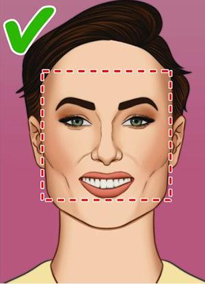 Chọn dáng lông mày theo khuôn mặt - 2