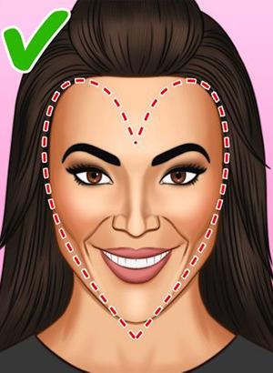 Chọn dáng lông mày theo khuôn mặt - 3