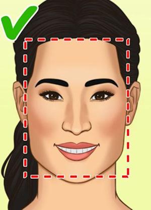 Chọn dáng lông mày theo khuôn mặt - 5