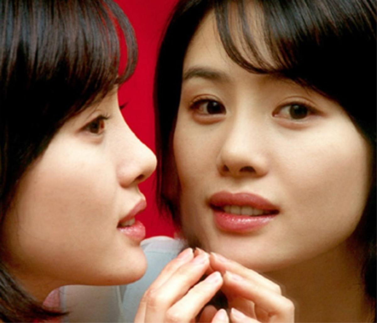 Mỹ nhân Giày thủy tinh Kim Hyun Joo tuổi 44 - 1