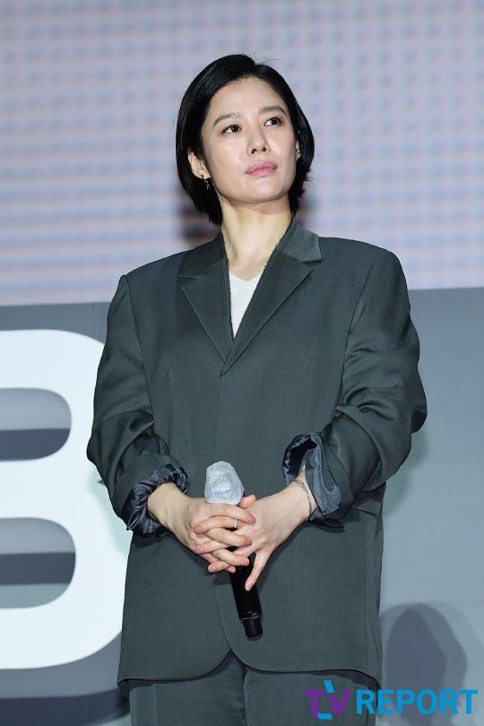 Mỹ nhân Giày thủy tinh Kim Hyun Joo tuổi 44 - 8