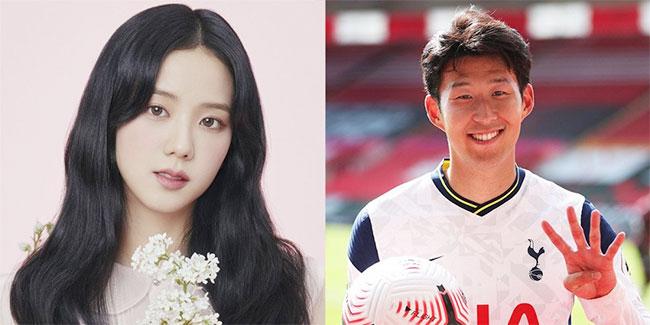 Son Heung-min và Jisoo bị đồn tranh thủ hẹn hò ở Paris trước khi về quê nhà hôm 5/10. Ảnh: AllKpop