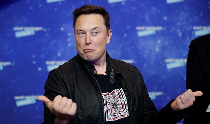 Tỷ phú Elon Musk. Ảnh: Pool