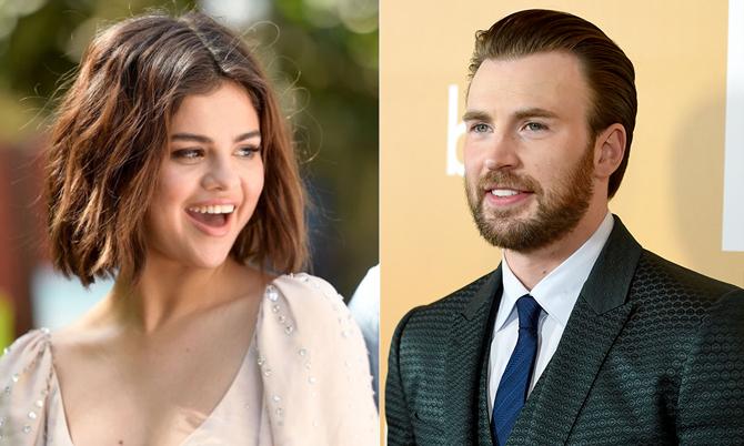 Vào tuần này, Captain America bị đồn yêu Selena Gomez. Tin đồn rộ lên khi Chris Evans follow Selena trên Instagram vào cuối tháng 9. Trước đó, giọng ca Slow Down thổ lộ rằng Chris là thần tượng trong mơ của cô. Hiện tại, dù chưa có bằng chứng thực sự về mối quan hệ của Chris và Selena, các fan của cả hai vẫn nhiệt tình đẩy thuyền cho cặp sao đẹp đôi này.