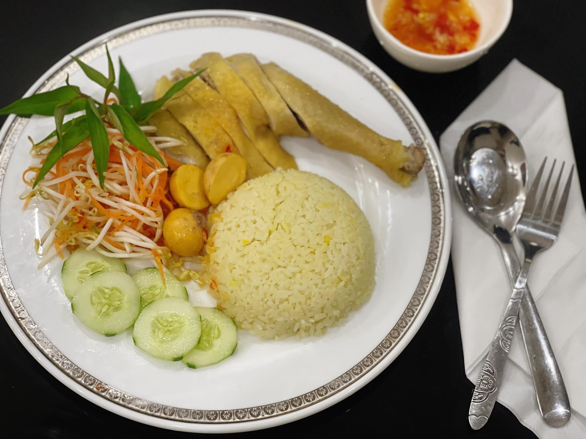 Cơm gà Phú Yên - 2