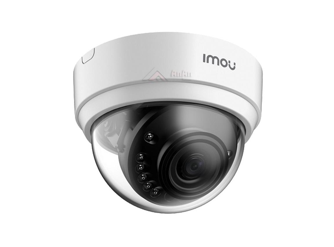Camera Imou IP WIFI bán cầu Dome Lite 4M IPC-D42P 4M, 2Y WTY-IPC-D42P giảm 48% còn 682.500 đồng (giá gốc 1,3 triệu đồng); có chức năng giám sát căn nhà hoặc văn phòng của bạn trong bất kỳ thời tiết nào; độ phân giải cao; quan sát ban đêm; tích hợp mic; chống nước IP67; kết nối Wi-Fi; thông báo báo động...