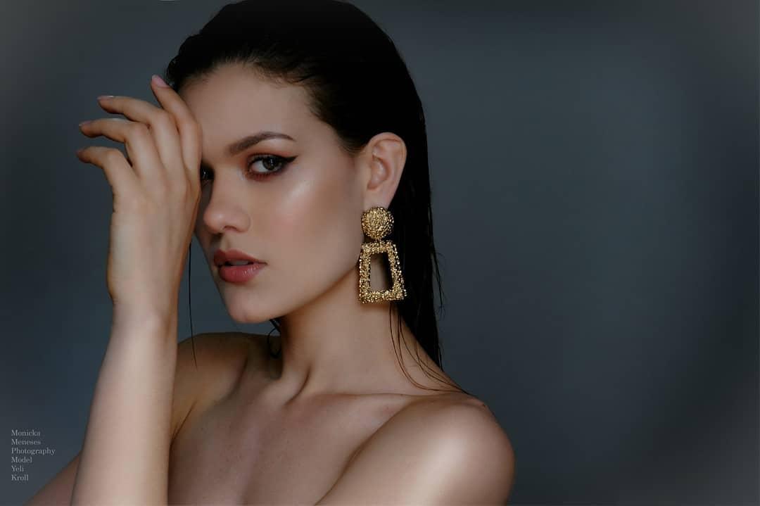 Tân hoa hậu Hoàn vũ Peru, Yely Rivera.