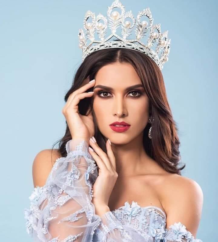 Kelin Rivera - Hoa hậu Hoàn vũ Peru 2019 - là chị gái Yely.