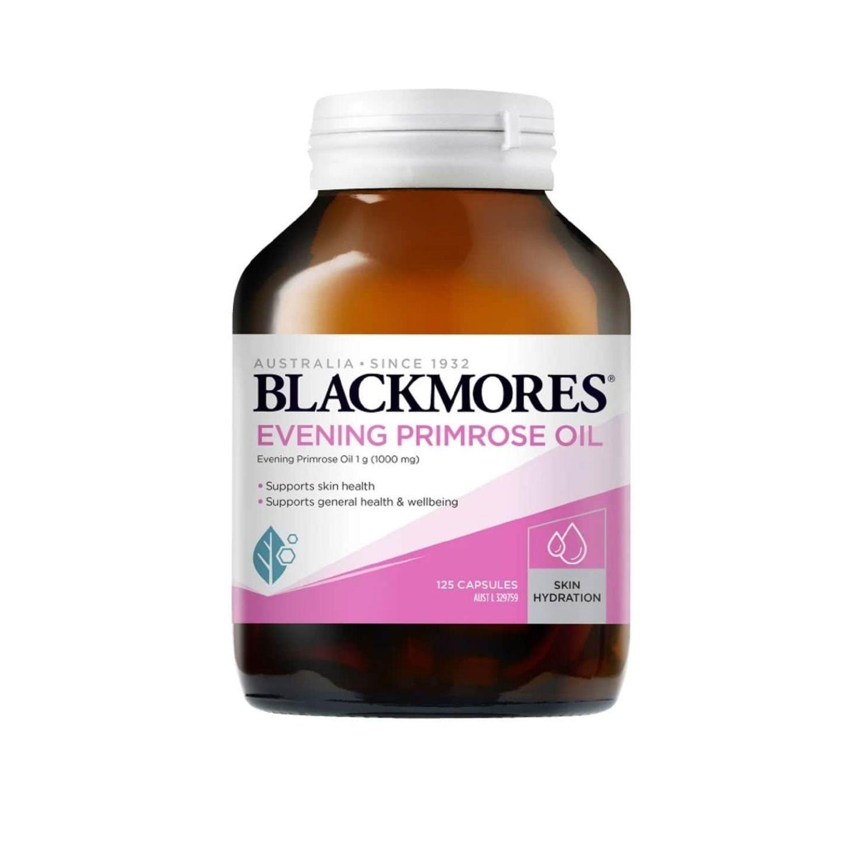 Cùng là thực phẩm chức năng hỗ trợ chăm sóc làn da và sức khỏe sắc đẹp, tinh dầu hoa anh thảo Blackmores Evening primrose oil có tác dụng hỗ trợ cân bằng nội tiết tố; cung cấp nguồn tự nhiên omega-6 axit béo thiết yếu; góp phần giúp giảm rụng tóc. Sản phẩm còn bổ sung axit gamma-linolenic, giúp cải thiện tình trạng bong vảy da, da bị khô, đỏ, ngứa...Hũ 129 viên có giá giảm 11% trên LazMall còn 488.840 đồng đồng (giá gốc 550.000 đồng). Tặng bộ 10 khẩu trang cho mọi đơn hàng; voucher chớp nhoáng 159.000 đồng trong khung giờ vàng kèm ưu đãi giảm giá đến 49% toàn gian hàng. Xem thêm thông tin sản phẩm và đặt hàng tại đây.