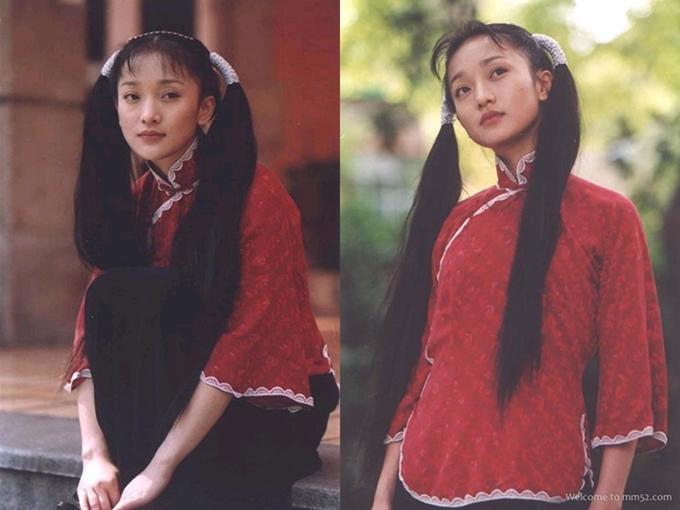 Đây là một trong các vai diễn kinh điển trong sự nghiệp của Châu Tấn, giúp cô nổi tiếng tại Đài Loan. Ảnh: MM52