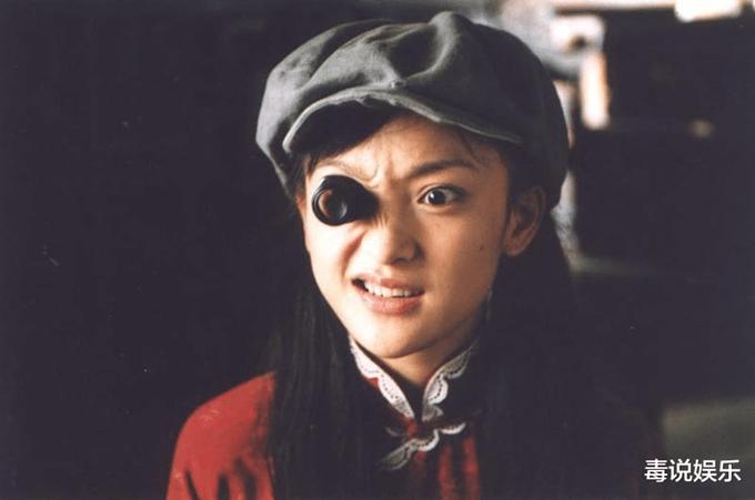 Trong nhiều cảnh phim, Châu Tấn diễn xuất tinh nghịch và sinh động. Ảnh: Manyanu