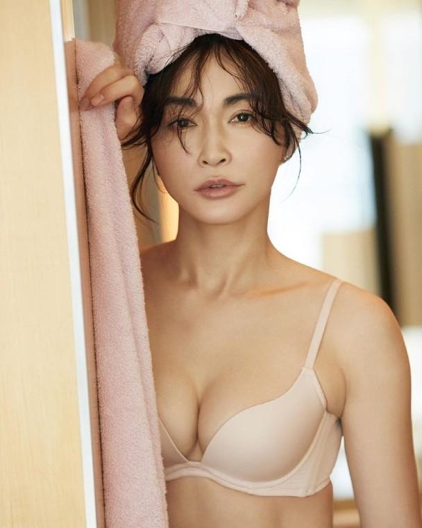 Diễn viên Hasegawa Kyoko.