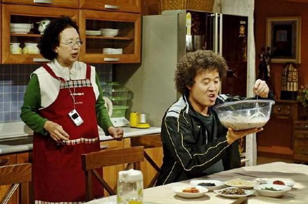 Jun Ha trong Gia đình là số 1.