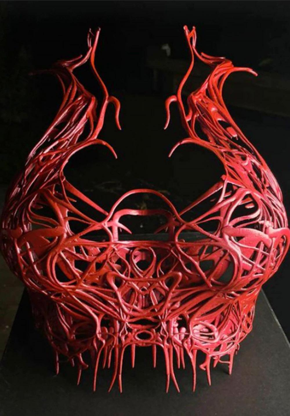 Tác phẩm 3D của Nusi Quero.