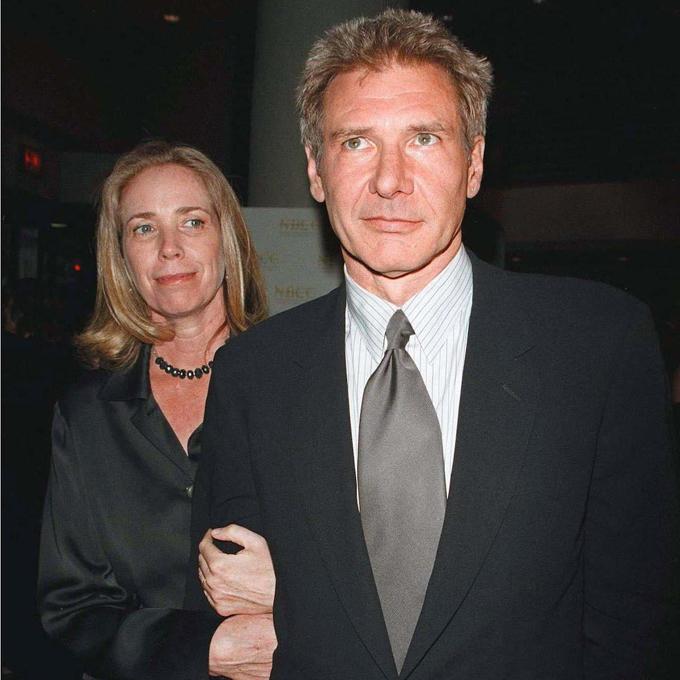 Cặp vợ chồng Harrison - Melissa khi còn mặn nồng. Ảnh: The Mirrow