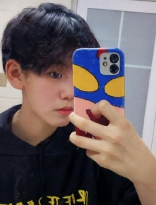 Jiayuan hứa sẽ không gia nhập làng giải trí trong tương lai. Ảnh: Weibo