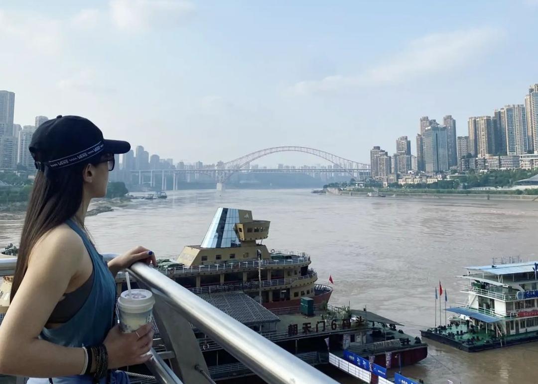 Trùng Khánh còn nổi tiếng là thành phố chồng thành phố,