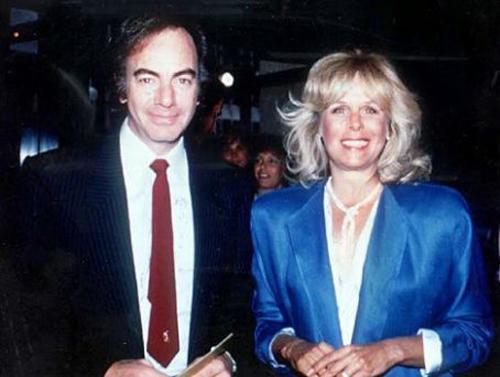 Neil Diamond và Marcia Murphey. Ảnh: Whosdatedwho
