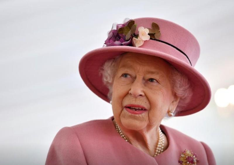 Nữ hoàng Elizabeth II trong một sự kiện năm 2020. Ảnh: Reuters