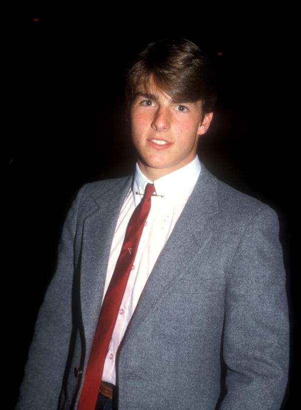 Tom Cruise nổi tiếng năm 19 tuổi khi đóng bộ phim tình cảm Endless Love năm 1981.