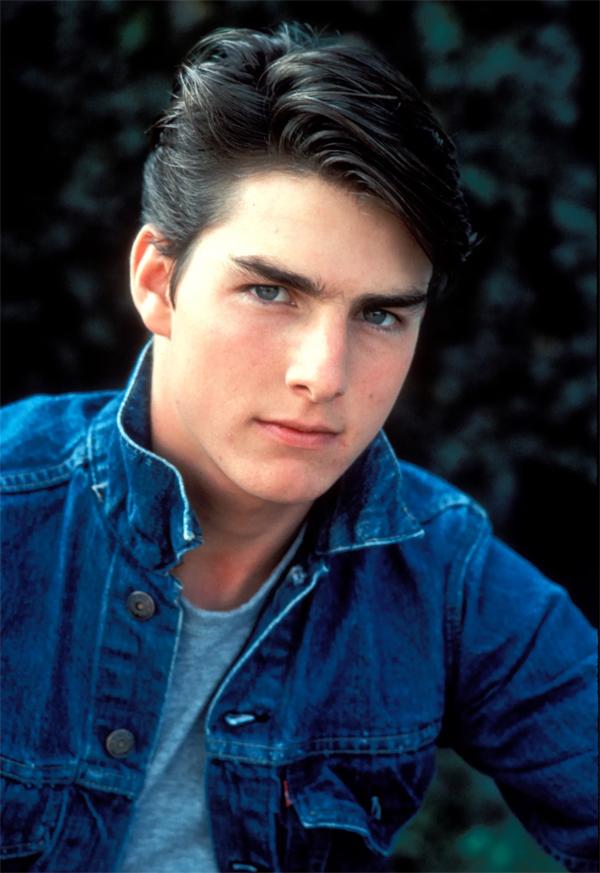 Nam diễn viên trong phim The Outsiders năm 1983.