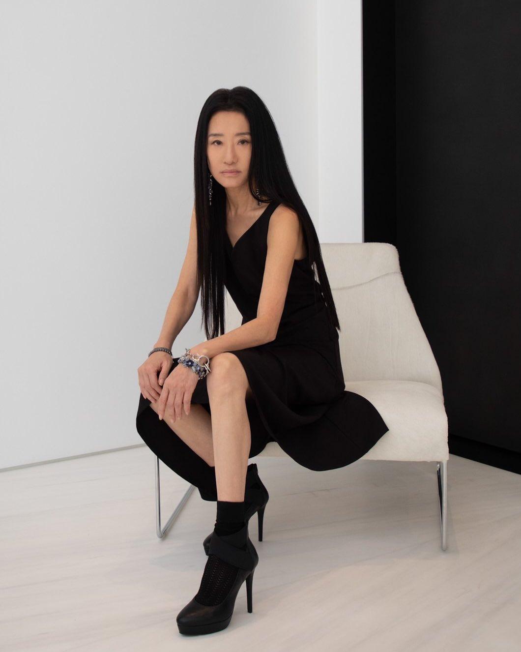 Nhà thiết kế Vera Wang.